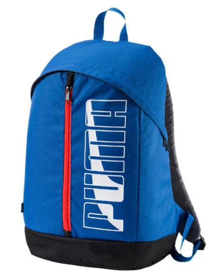 40b05427b817a Plecak sportowy miejski szkolny Puma Pioneer II 74115 Niebieski ...