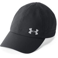 Termoaktywna męska czapka z daszkiem HeatGear AIRVENT CORE Cap Under Armour  1291857 415f9ebd02b7