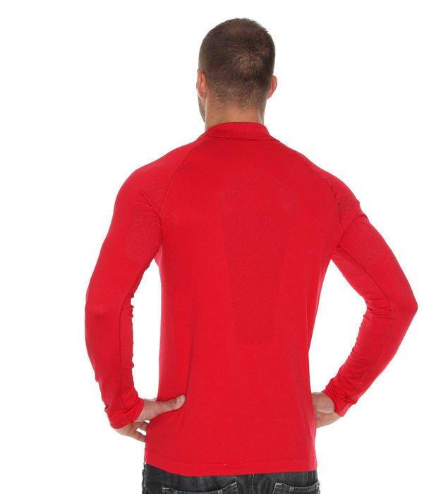 5984f911a Click to zoom · Termoaktywna koszulka męska polo z długim rękawem Brubeck  Prestige LS10620 Click to zoom