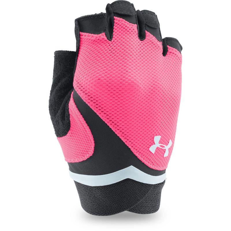 aeea5c1bb Click to zoom; Termoaktywne damskie rękawiczki treningowe na siłownię  HeatGear Under ...