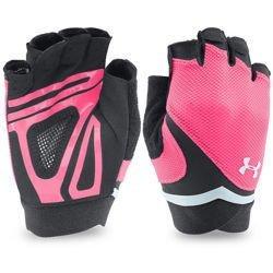 1a54a8db6 Termoaktywne damskie rękawiczki treningowe na siłownię HeatGear Under Armour  Flux Half-Finger