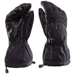 3edeae61f Termoaktywne rękawice ColdGear Under Armour Ramius II Glove Storm 1203329