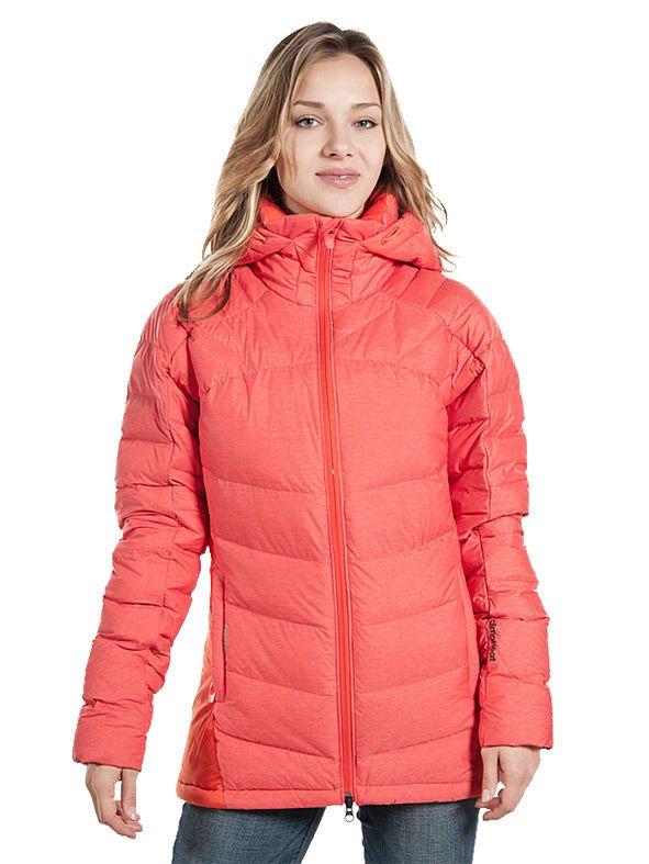 Kurtka damska zimowa puchowa Adidas TX CH ICE J