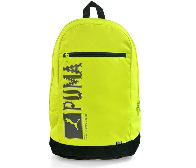 2c32f52bb046a Plecak sportowy miejski szkolny Puma Pioneer I 25L 73391 Kliknij, aby  powiększyć ...
