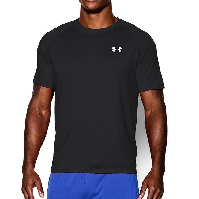 3e3dedd75 Termoaktywna koszulka męska HeatGear Tech SS Tee Under Armour Kliknij, aby  powiększyć ...