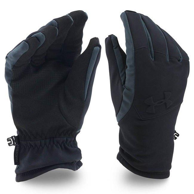 rozmiar 40 taniej super słodki Termoaktywne rękawiczki męskie ColdGear® Infrared Men's UA Softshell Glove  Under Armour